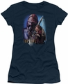 Farscape juniors t-shirt D'Argo navy
