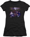 Farscape juniors t-shirt Flarescape black