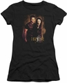 Farscape juniors t-shirt Wanted black