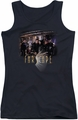 Farscape juniors tank top Cast black