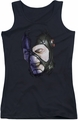 Farscape juniors tank top Keep Smiling black