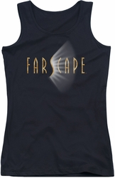 Farscape juniors tank top Logo black