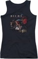 Farscape juniors tank top Pilot black