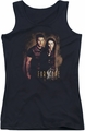 Farscape juniors tank top Wanted black