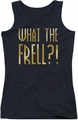 Farscape juniors tank top What The Frell black
