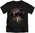 Farscape kids t-shirt Cast black