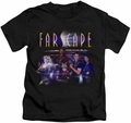 Farscape kids t-shirt Flarescape black
