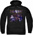 Farscape pull-over hoodie Flarescape adult black