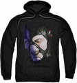Farscape pull-over hoodie Keep Smiling adult black