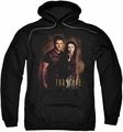 Farscape pull-over hoodie Wanted adult black