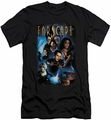 Farscape slim-fit t-shirt Comic Cover mens black