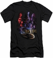 Farscape slim-fit t-shirt Criminally Epic mens black