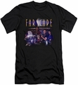 Farscape slim-fit t-shirt Flarescape mens black