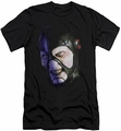 Farscape slim-fit t-shirt Keep Smiling mens black