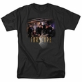 Farscape t-shirt Cast mens black