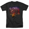 Farscape t-shirt Graphic Collage mens black