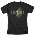 Farscape t-shirt Logo mens black