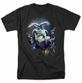 Farscape t-shirt Rygel Smoking Guns mens black