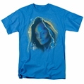 Farscape t-shirt Solar Flare mens turquoise