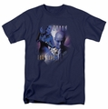 Farscape t-shirt Zhaan mens navy