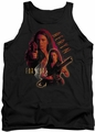 Farscape tank top Aeryn mens black