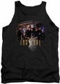 Farscape tank top Cast mens black