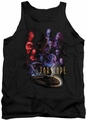 Farscape tank top Criminally Epic mens black