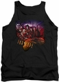 Farscape tank top Graphic Collage mens black