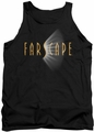 Farscape tank top Logo mens black