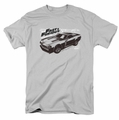Fast and the Furious t-shirt Spray Car mens silver
