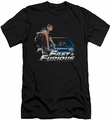 Fast & Furious slim-fit t-shirt Car Ride mens black