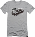 Fast & Furious slim-fit t-shirt Spray Car mens silver