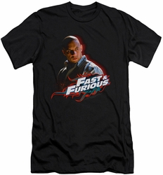 Fast & Furious slim-fit t-shirt Toretto mens black