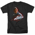 Fast & Furious t-shirt Toretto mens black