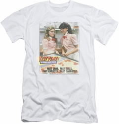 Fast Times Ridgemont High slim-fit t-shirt Fast Carrots mens white