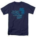 Fast Times Ridgemont High t-shirt All I Need mens navy
