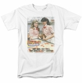 Fast Times Ridgemont High t-shirt Fast Carrots mens white