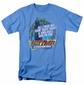 Fast Times Ridgemont High t-shirt Tasty Waves mens carolina blue