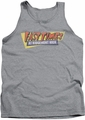 Fast Times Ridgemont High tank top Distressed Logo mens heather