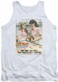 Fast Times Ridgemont High tank top Fast Carrots mens white