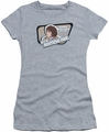 Ferris Bueller juniors t-shirt Grace heather
