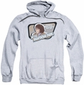 Ferris Bueller pull-over hoodie Grace adult athletic heather