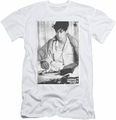 Ferris Bueller slim-fit t-shirt Cameron mens white