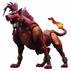 Play Arts Kai Red XIII Action Figure Final Fantasy pre-order