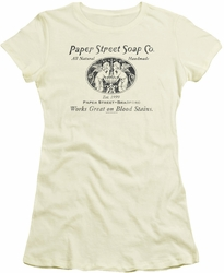 Fight Club juniors t-shirt Paper Street cream
