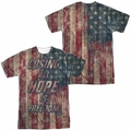 Fight Club mens full sublimation t-shirt Losing Hope