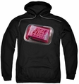 Fight Club pull-over hoodie Soap adult black