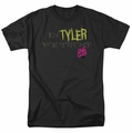 Fight Club t-shirt In Tyler We Trust mens black