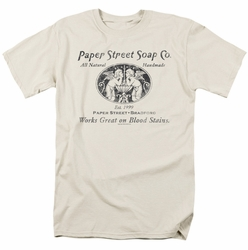 Fight Club t-shirt Paper Street mens cream