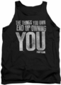 Fight Club tank top Owning You mens black